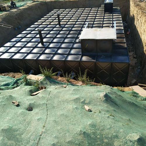 重慶環保地埋式水箱報價