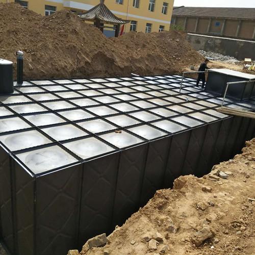 南京304不锈钢地埋式水箱