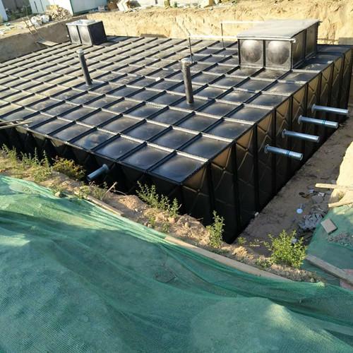 长沙大型地埋式水箱多少钱