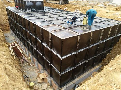 上海地埋式水箱价格表