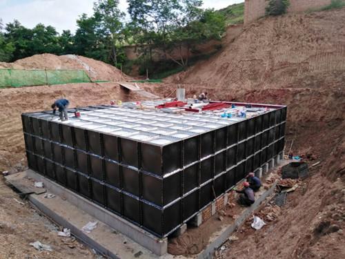 苏州优质地埋式水箱报价