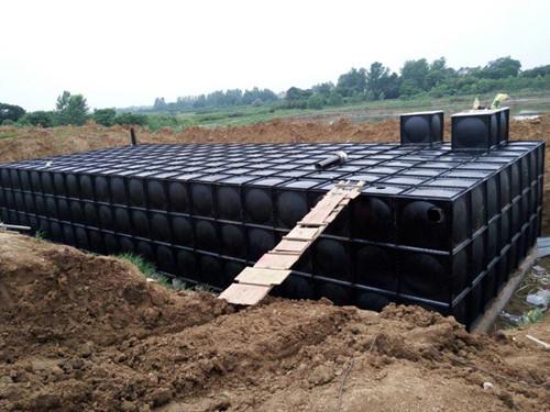 常州環保地埋式水箱維修