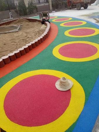 塑胶地坪价格 江门塑胶地坪施工方案 福建塑胶篮球场地坪施工