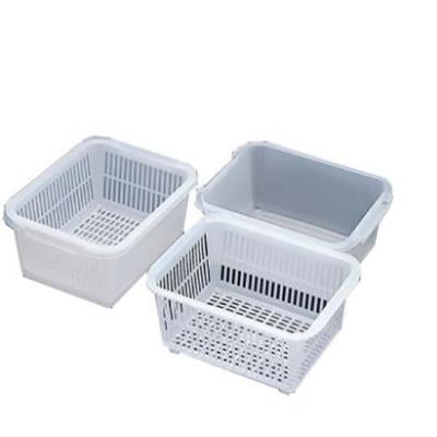 亚速旺(ASONE)实验室用PFA清洗筐 筐体(1个),4-5614-11
