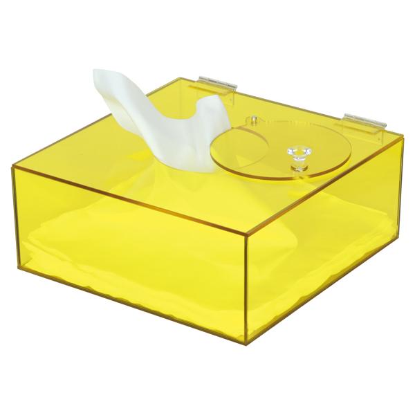 亚速旺(ASONE)防静电有机玻璃盒(无尘棉签用) CC-982,C3-8998-01