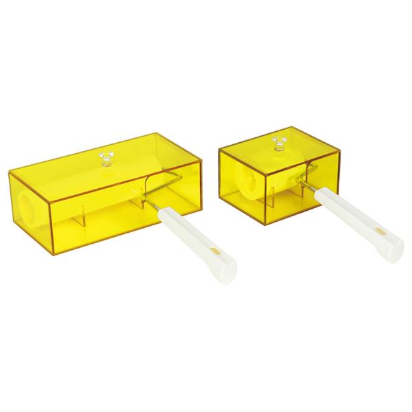 亚速旺(ASONE)防静电有机玻璃盒(无尘棉签用) CR-112,C3-8854-01