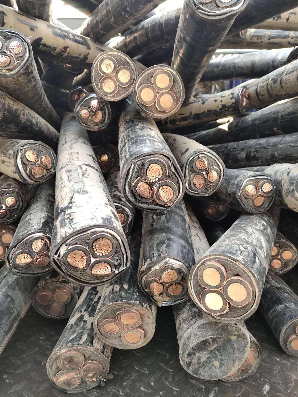 高价上门电缆回收 回收工厂电缆 长期高价回收