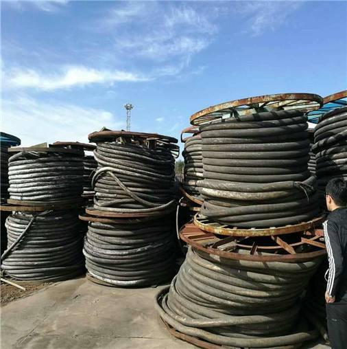 深圳市盐田区电缆回收,回收电力电缆