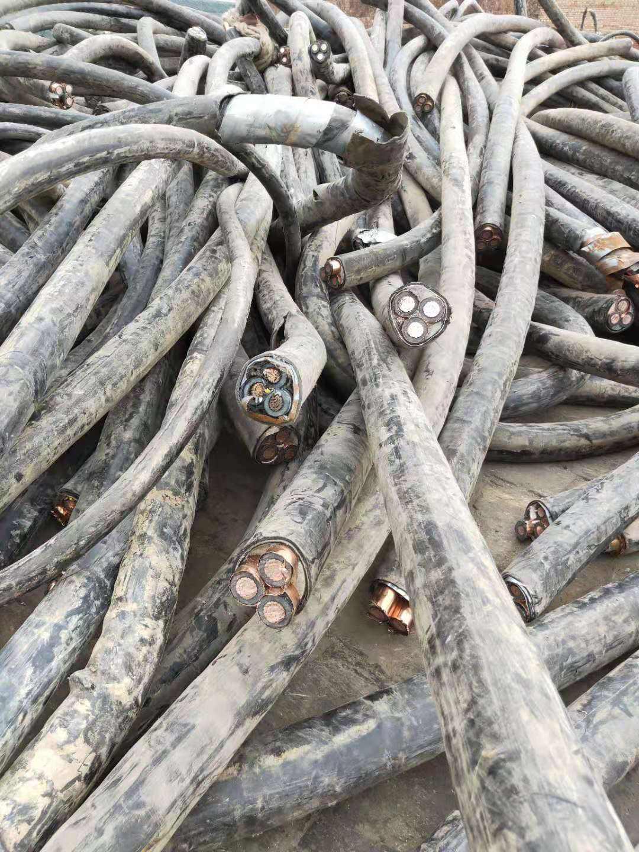 深圳市大鹏新区电缆回收价格,厂家电缆回收