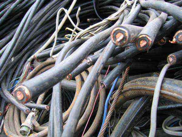 东莞电缆回收报价,回收电力电缆