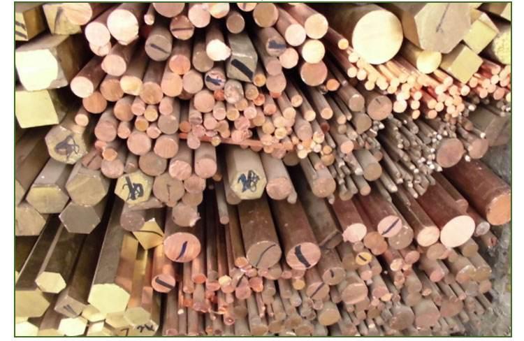 深圳市龙岗区废铜回收报价,上门回收废铜