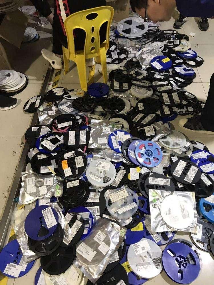 深圳市南山区废电子元件回收电话 回收手机字库 长期高价回收