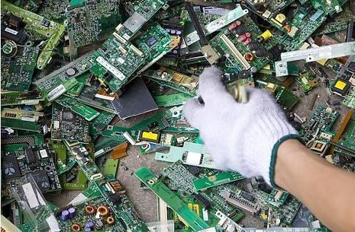 惠州废电子元件回收电话,电容回收