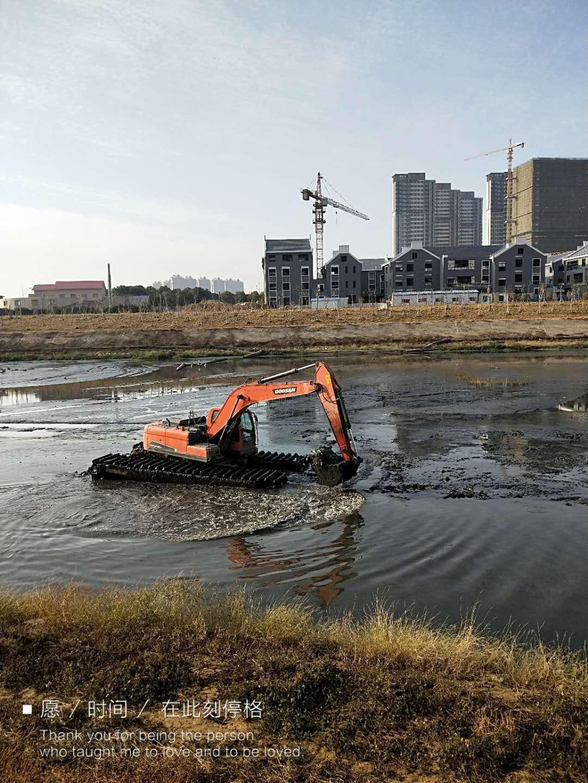水上挖机出租 伊犁水上挖机出租价格