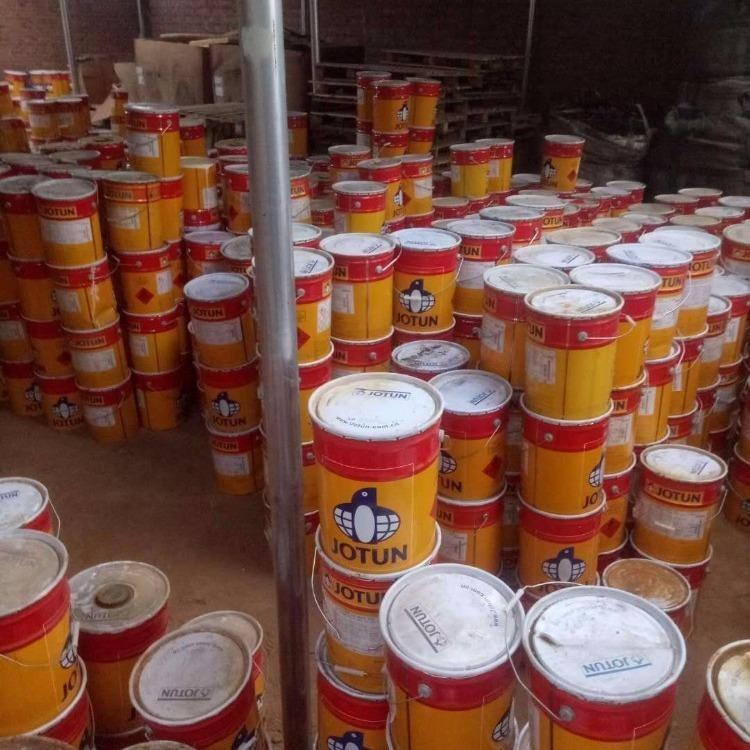 黑龙江库存油漆回收厂家 聚氨酯面漆回收