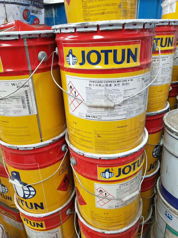河南库存油漆回收 环氧厚浆漆回收