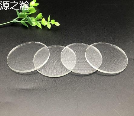 定制超白低延压花玻璃原片-铁含量低 更透明 看上去更白