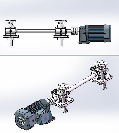 国产电动同步升降器厂家地址 便携式电动升降器