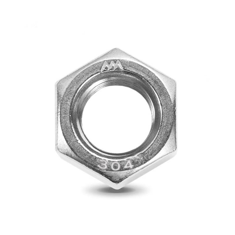 美制六角螺母,ANSI,7/8,不锈钢A2,40个/包