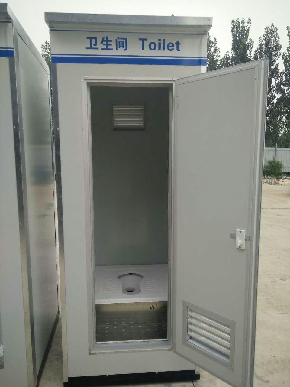 杭州豪华移动厕所租赁 苏州豪华卫生间租赁 租期灵活即租即用