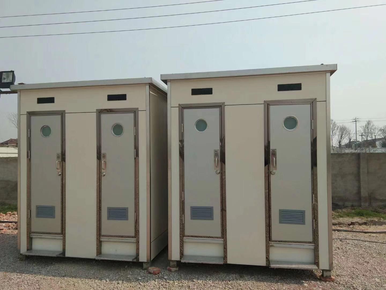 宁波移动厕所租赁 生态厕所定制 租期灵活
