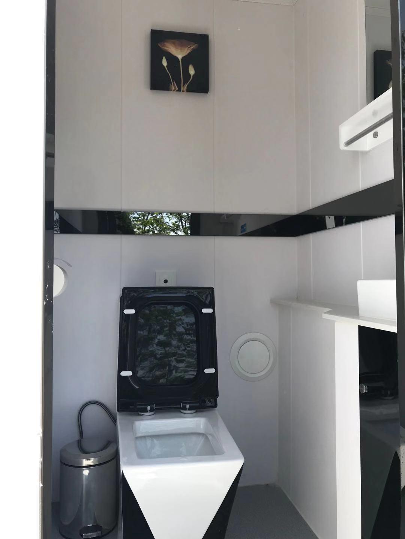 杭州豪华移动厕所租赁 豪华卫生间租赁 租期灵活