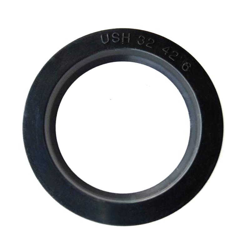 台湾KVK,液压密封,USH80*90*9,NBR丁腈橡胶,10个/包