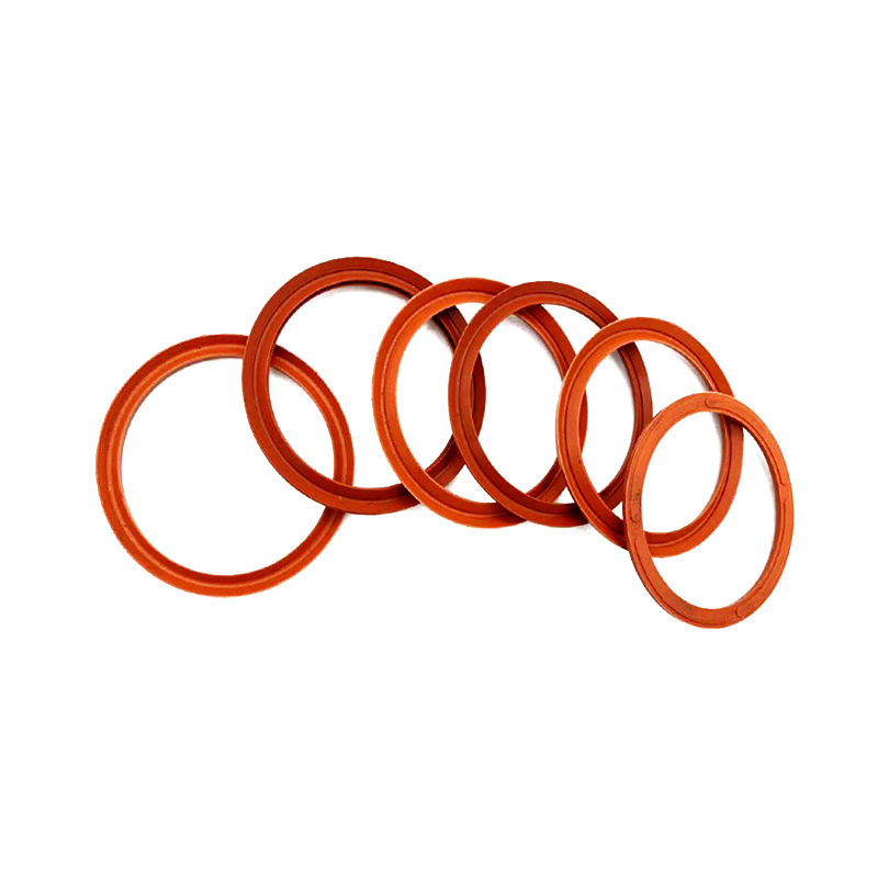 台湾KVK,活塞杆用V型夹布组合,870*920*100,7组件,材质氟橡胶混合织物