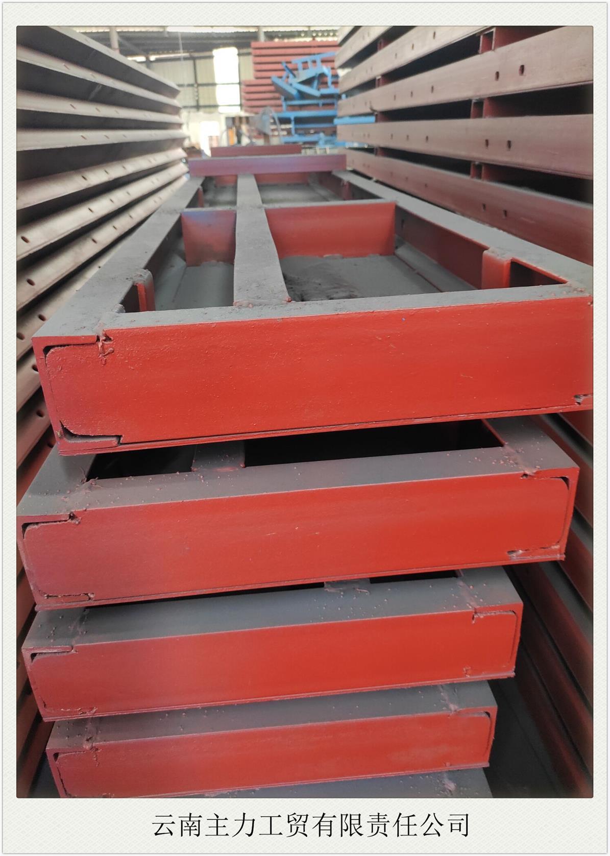 云南全系列平面钢模板供应商 建筑平面模板 质优价廉