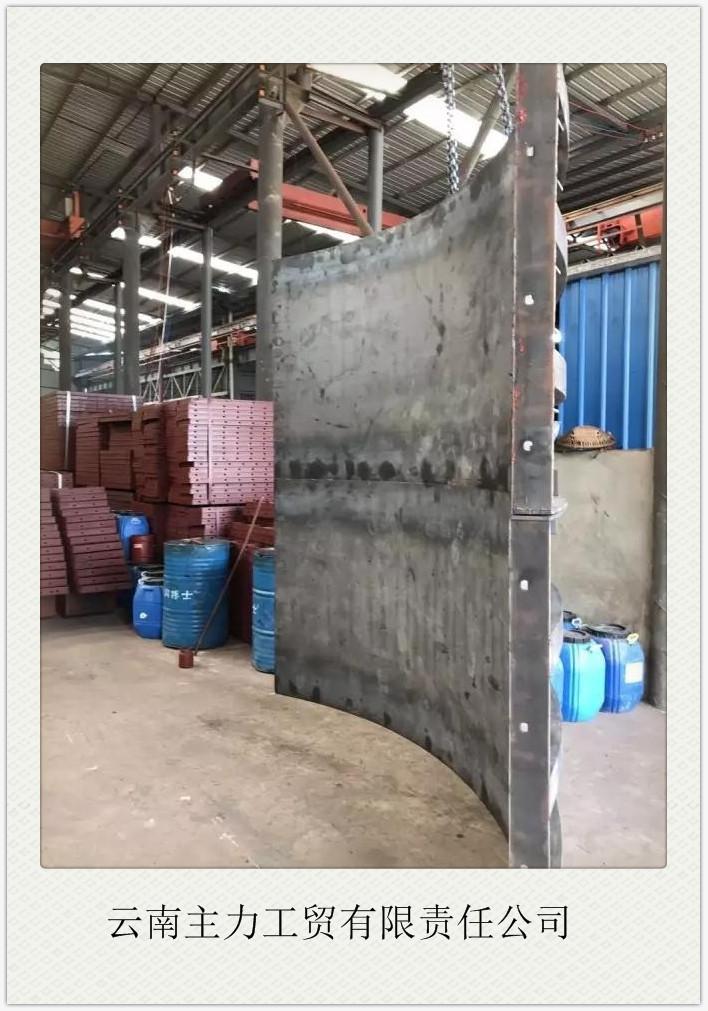 云南全系列圆柱施工木模板厂家 耐腐蚀 可重复使用