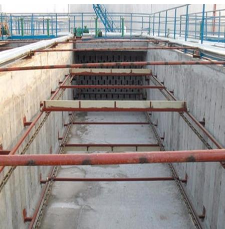 刮泥機 污泥連續輸送 污泥濃縮