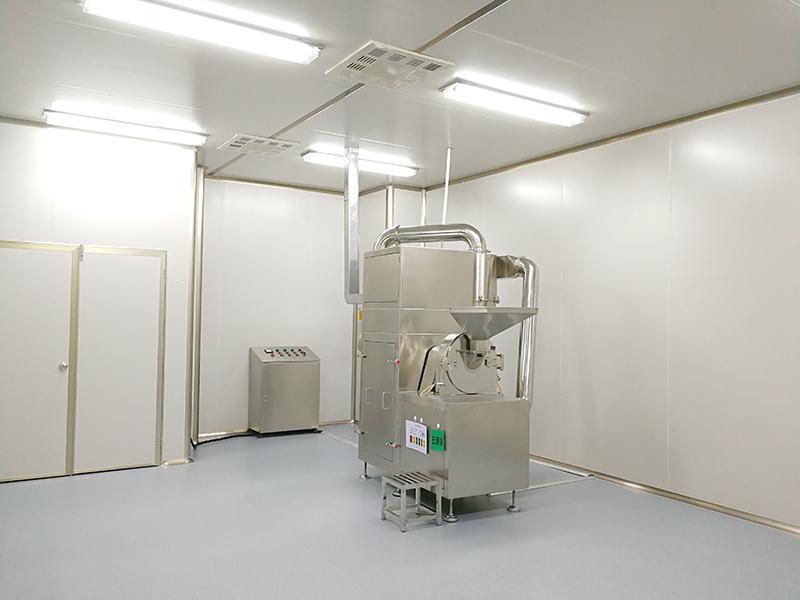 生產醫療器械凈化車間
