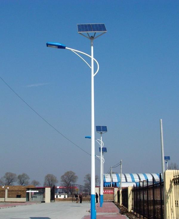 中卫太阳能路灯 路灯 新能源 品牌保障