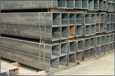 工字钢经销商 大理工字钢规格齐全