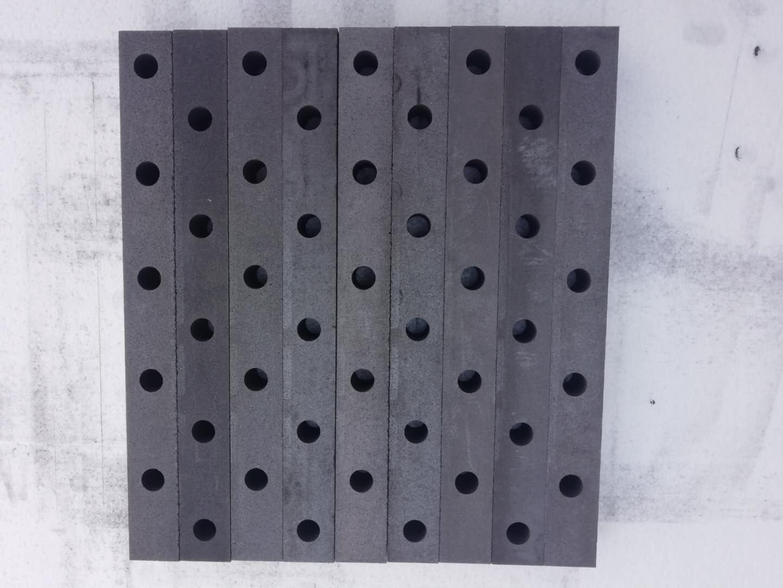 真空炉石墨件 高纯石墨厂家 专注生产各类石墨制品