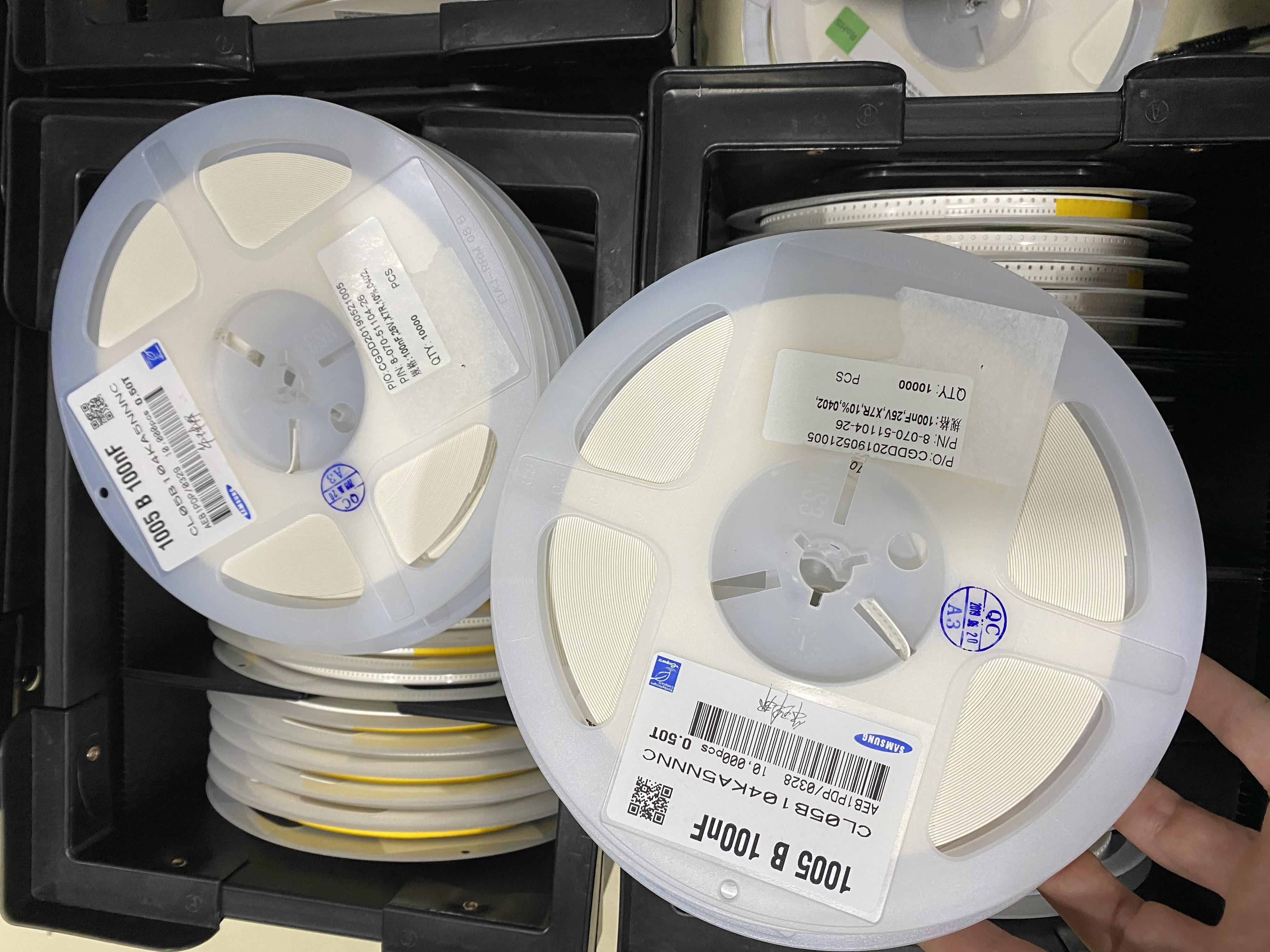 天津回收电子元件 常州电子元件收购