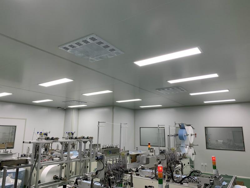 通用灌装间洁净检测标准 灌装间检测 专业第三方实验室检测机构