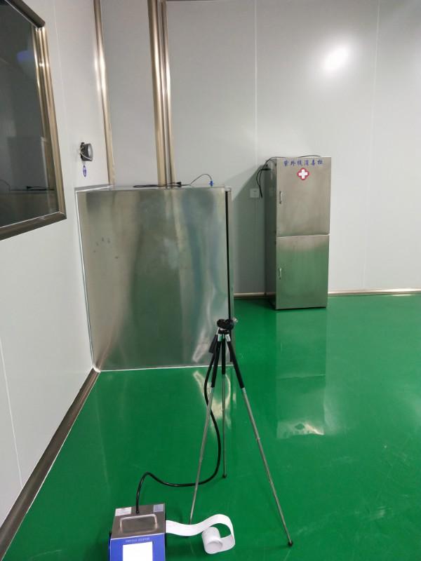 通用化妆品车间检测 高效过滤器检漏 长期从事洁净室检测服务