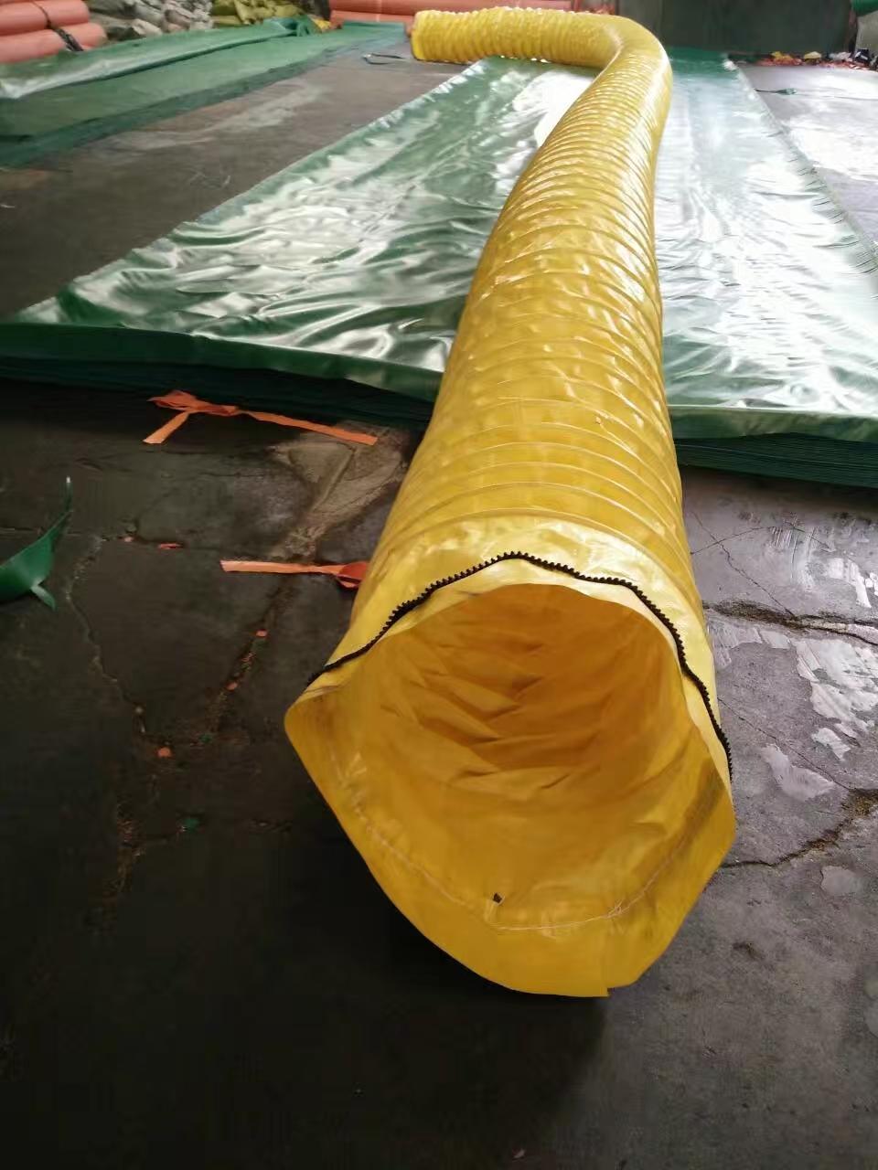 哪里有伸缩风筒销售厂家 钢丝风筒布汉鼎牌量大从优 售后服务完善