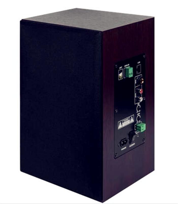大厦IP壁挂音响哪里有卖 IP网络壁挂主箱 一体化设计