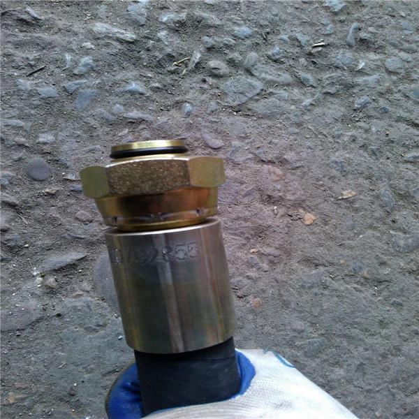 挖掘机高压油管安装 液压软管 耐老化性能好