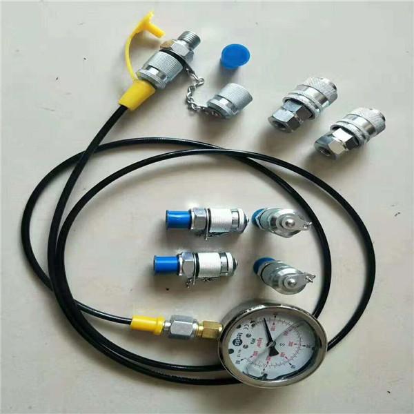 进口测压软管总成供应 测压树脂管 精度高 测量数据准确
