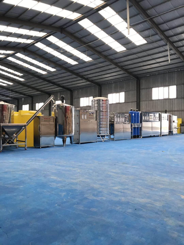 生产洗衣液设备批发代理 洗衣液生产机器