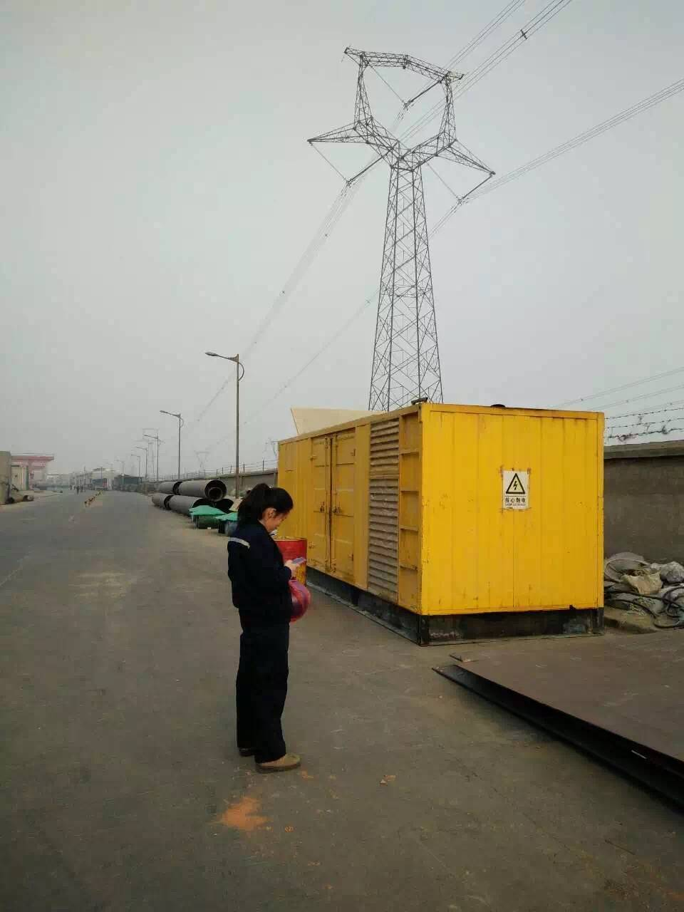 昌平区500千瓦发电机租赁