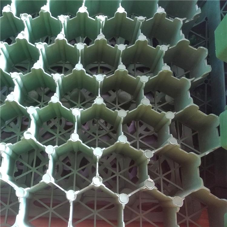 铁路护坡植草格 郑州7公分平口植草格