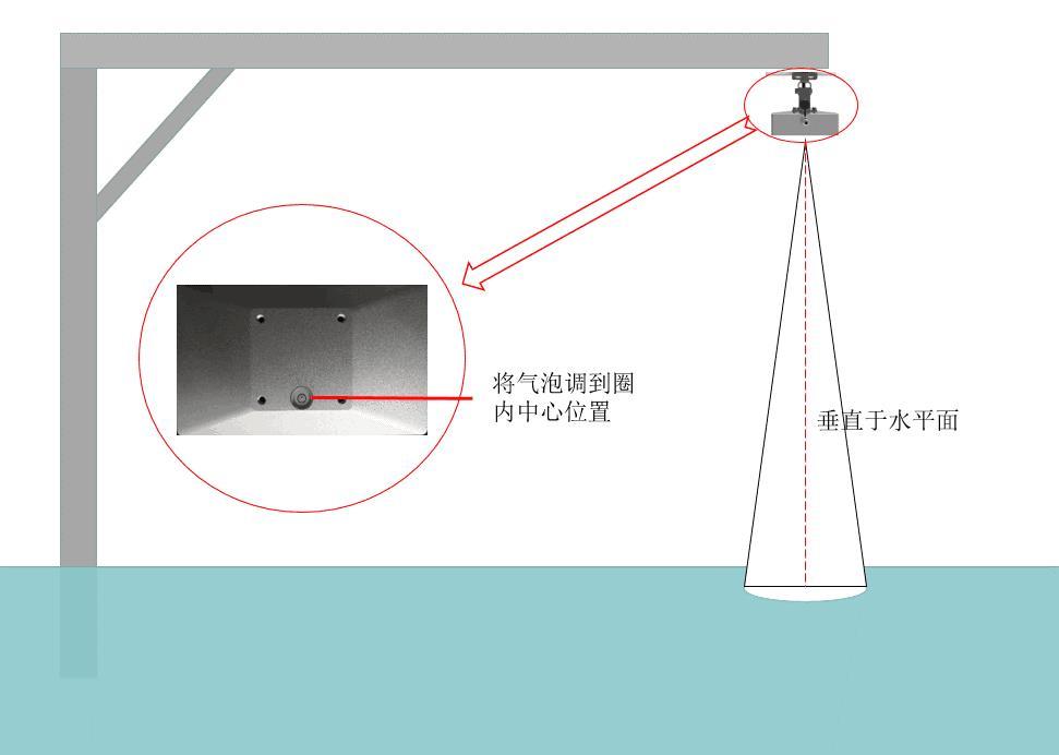 半自动雷达水位计厂家 超声波雷达液位计 保姆式服务