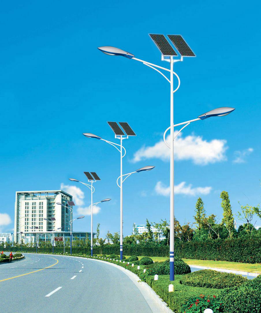 太阳能路灯 路灯厂家 沈阳新农村太阳能路灯