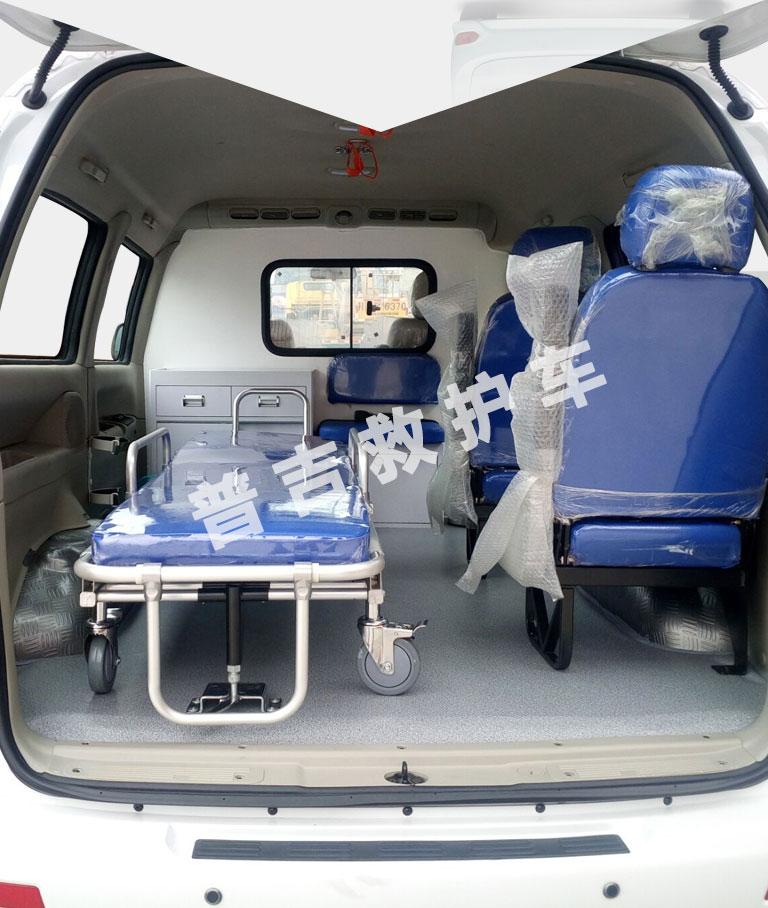 奔驰120救护车 奔驰急救车厂家