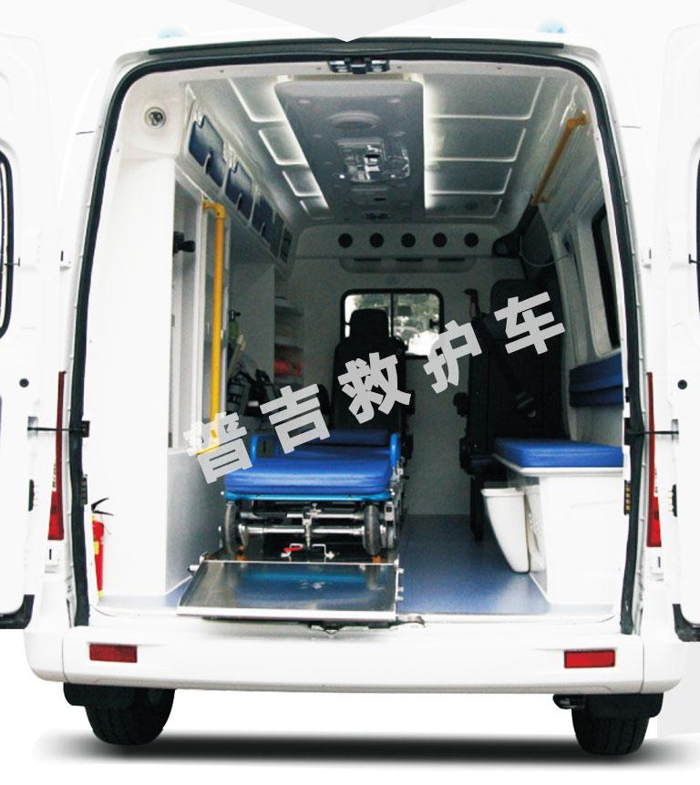 丰田救护车销售 急救车源头厂家
