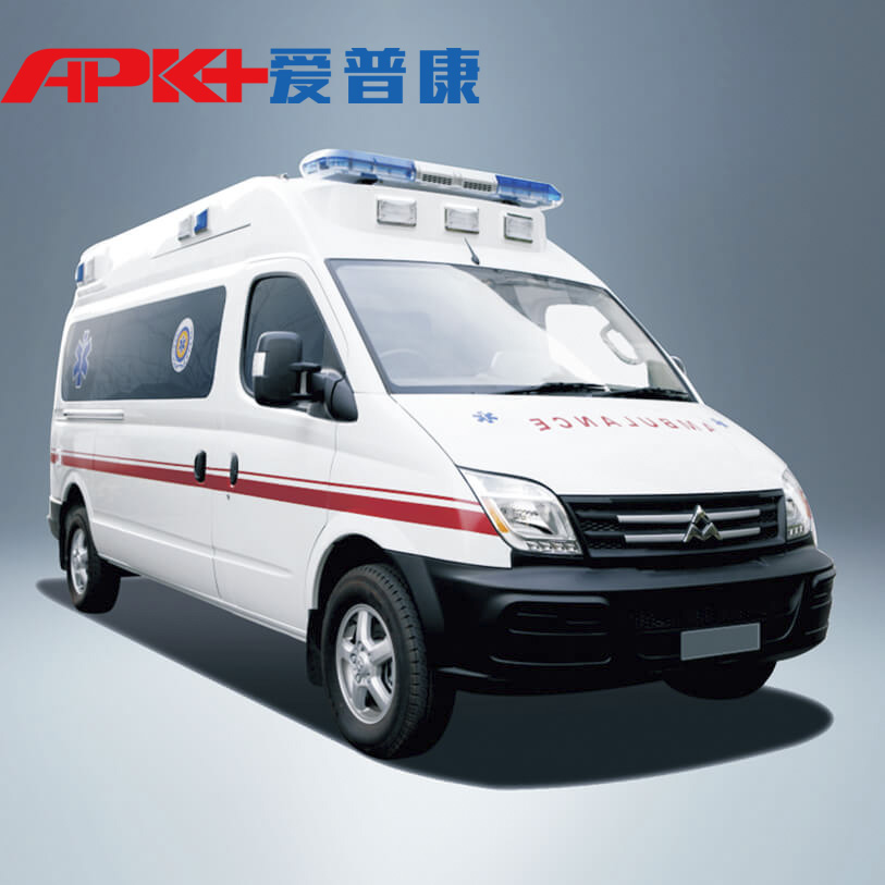 福特救护车改装厂 急救车源头厂家